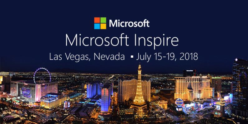 Key Takeaways from Microsoft Inspire 2018
